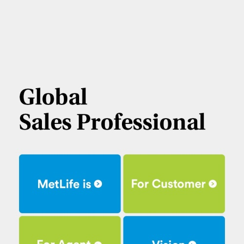 MetLife Global Sales Professional 앨범 바로가기