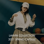 LANVIN COLLECTION 2021 SPRING CAPSULE 앨범 바로가기