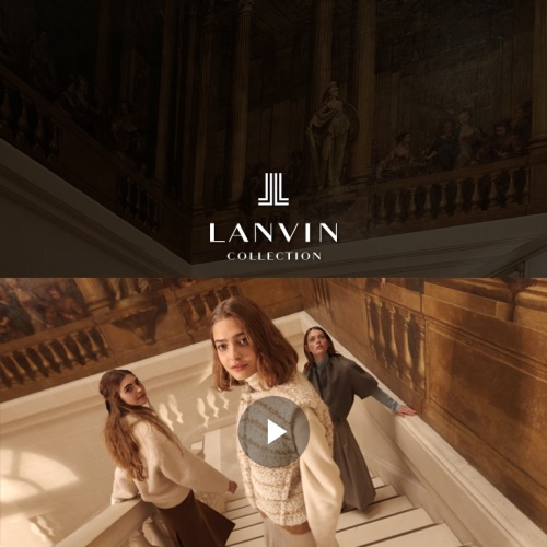 LANVIN COLLECTION 2021 WINTER 앨범 바로가기